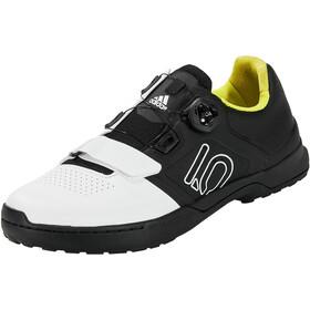 adidas Five Ten Kestrel Pro Boa TLD Mountain Bike Shoes Men core black/forward white/acid yellow